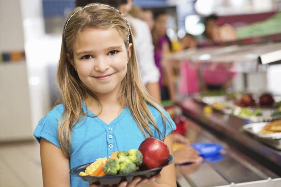 L'importance de l'alimentation chez l'enfant