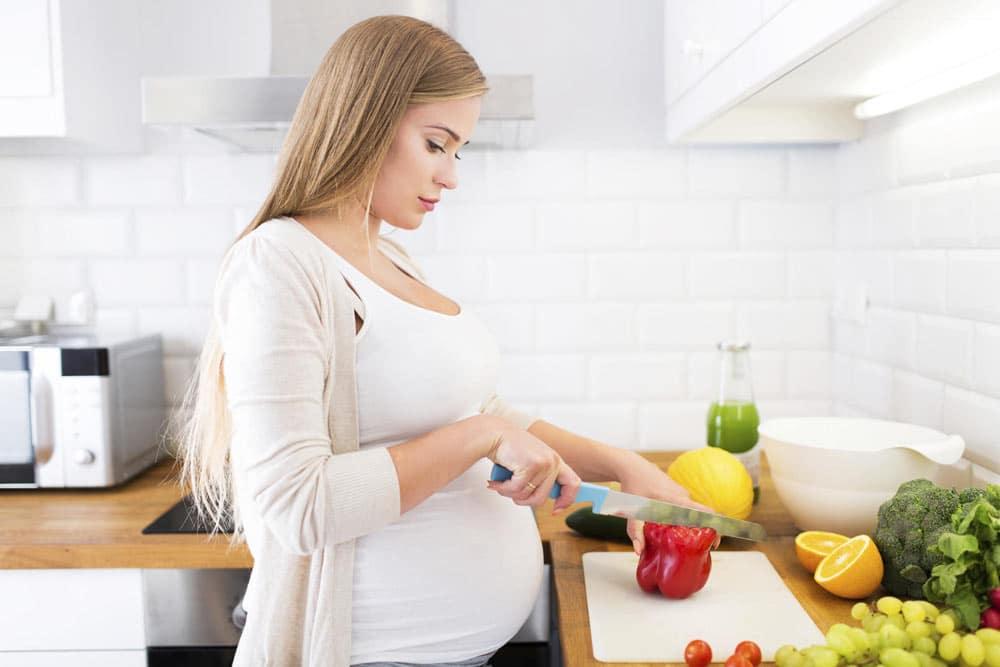 Quelle alimentation durant grossesse