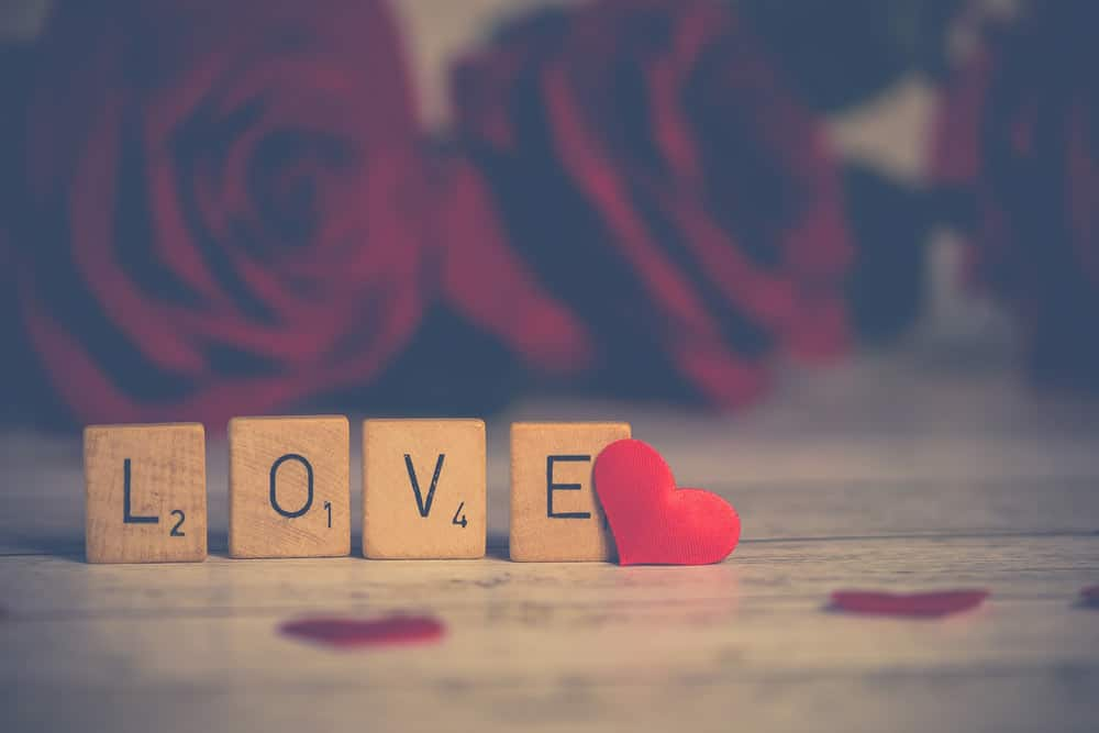 Saint Valentin avec ou sans enfant