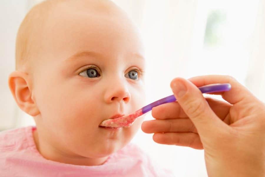 Diversification alimentaire du bébé