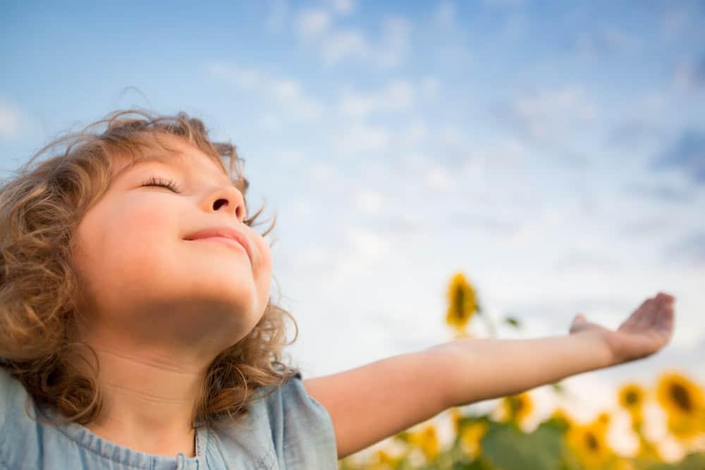 sophrologie et les enfants