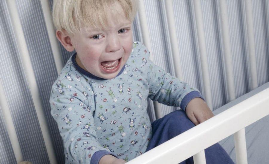 Terreurs nocturnes chez l'enfant