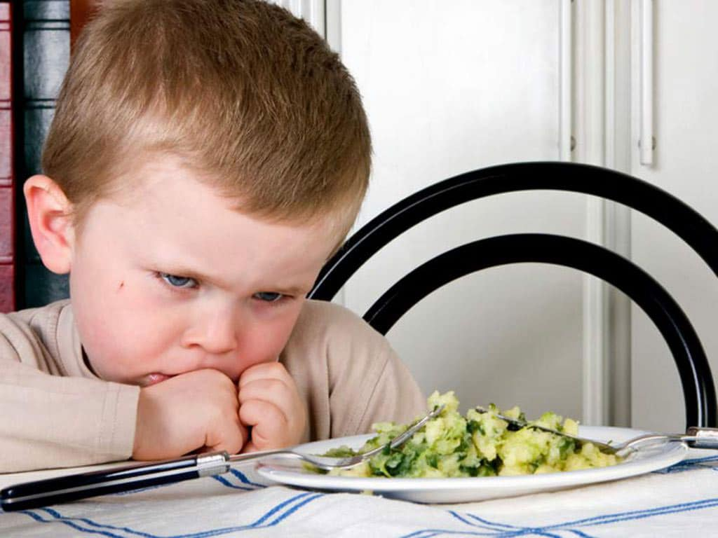 mon enfant ne mange pas que faire ?