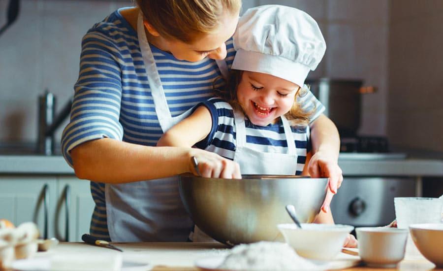 Pourquoi Il Faut Faire Participer Vos Enfants A La Cuisine