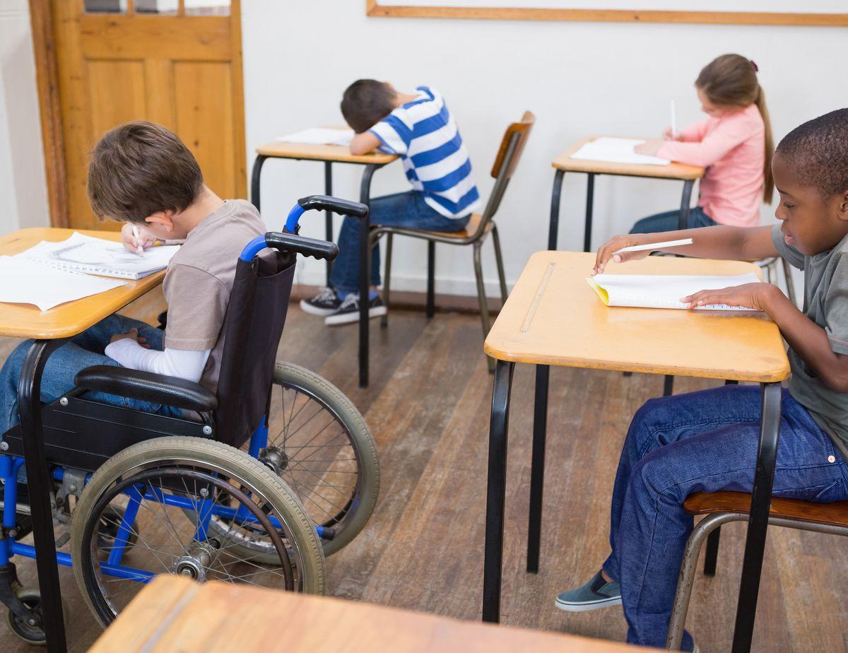 Le Handicap A L Ecole