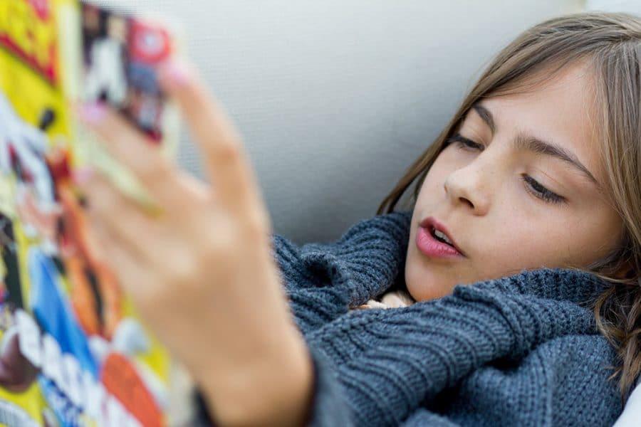 magazines pour adolescents