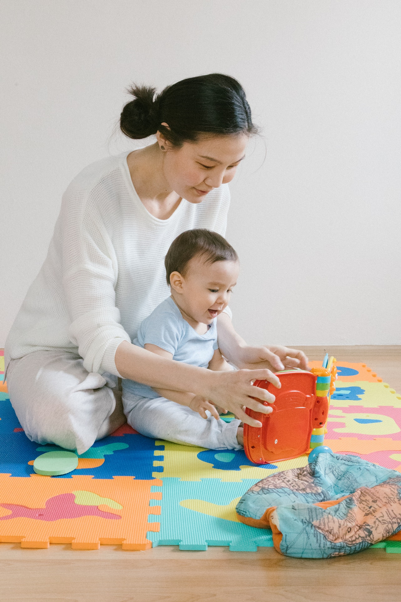 choisir tapis motricite bebe
